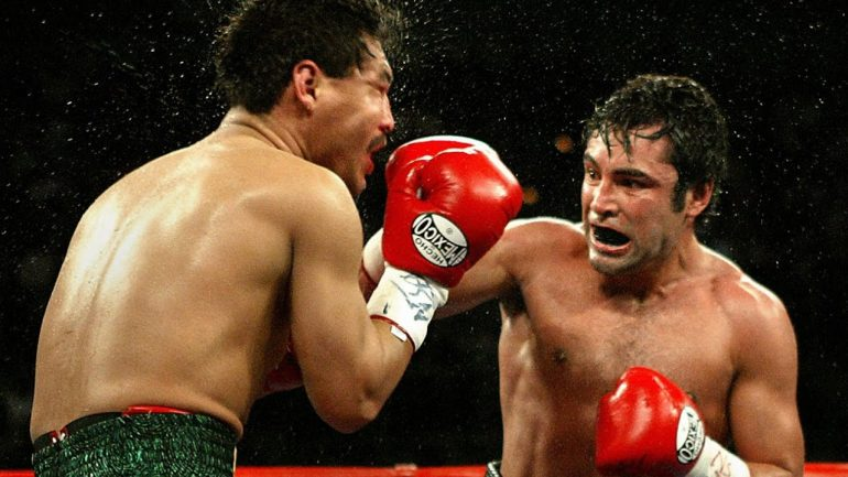 Best I Faced: Oscar De La Hoya