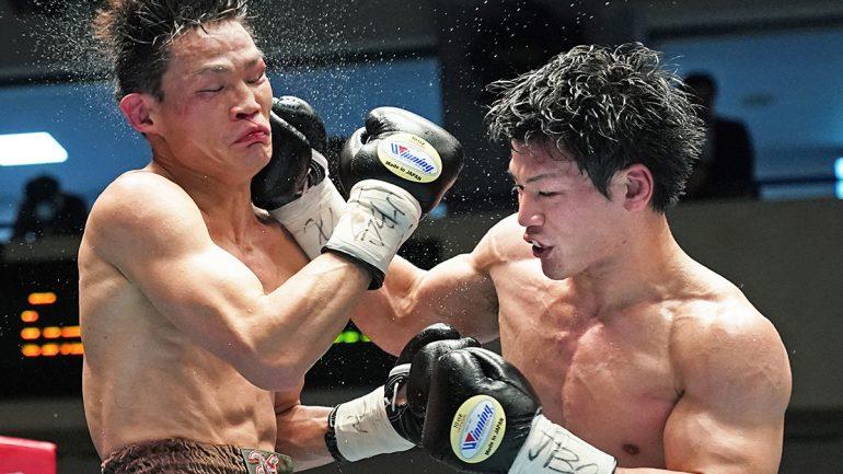 Photo gallery: Takeshi Inoue vs. Yuki Nonaka