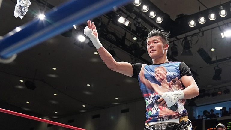 Tomoki Kameda: 'I have been thinking about how to beat Rey Vargas for quite some time'
