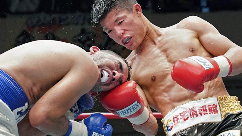 Photo gallery: Tomoki Kameda vs. Daniel Noriega