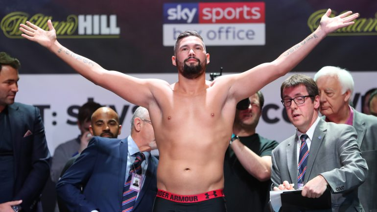 Tony Bellew: The Greatest Hits