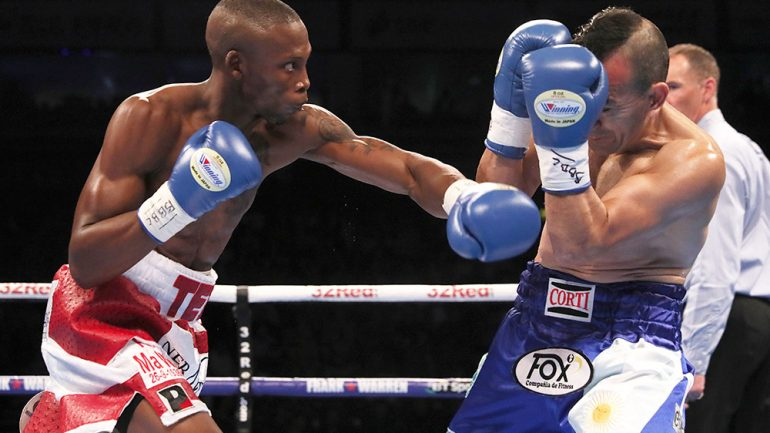 Zolani Tete recovering from injury and back in the gym, looking forward to unification fights
