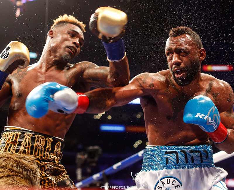 Jermell Charlo scores two knockdowns of Austin Trout to ...