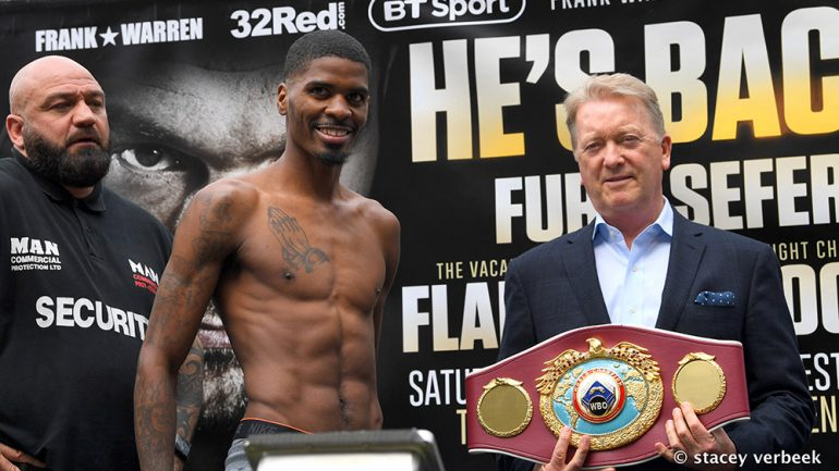Maurice Hooker-Alex Saucedo title fight headed to Oklahoma City in November