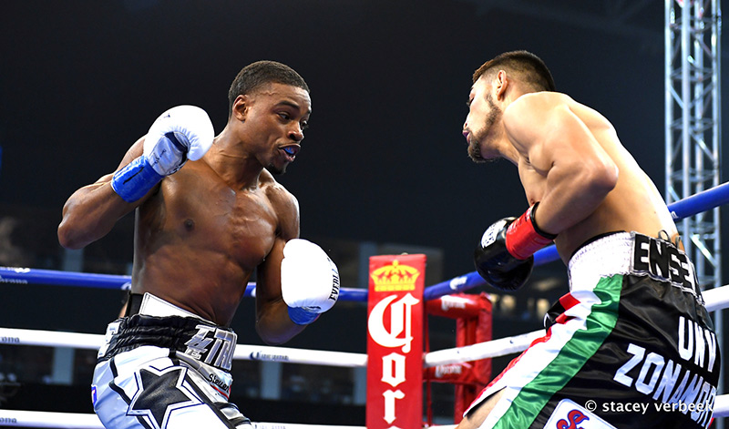 The Ring Ratings Welterweight