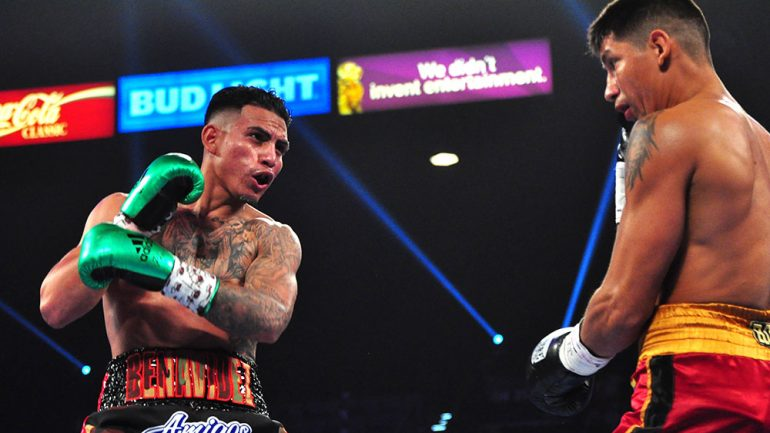 Commentary: Jose Benavidez isn't likely to push Terence Crawford … but it would be nice