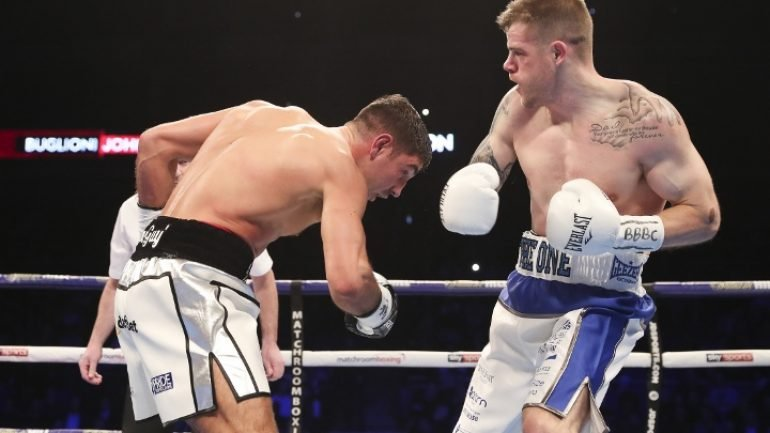 Light heavyweight Callum Johnson returns to Frank Warren, seeks world title bout