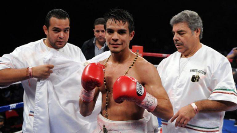 Jose Zepeda-Carlos Diaz junior welterweight clash tops Zanfer Mexicali card