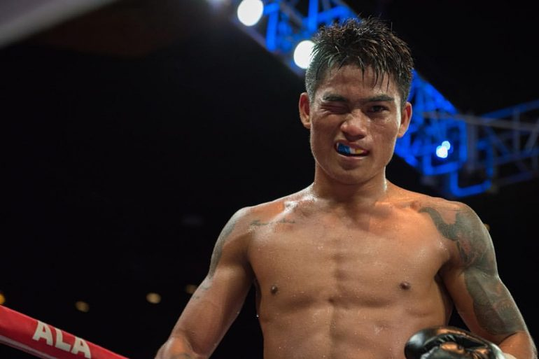 Filipino prospect Mark Magsayo signs with new management after ALA deal  expires