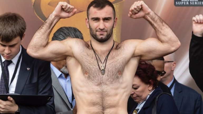 Murat Gassiev moves to heavyweight, signs co-promotional deal with Matchroom