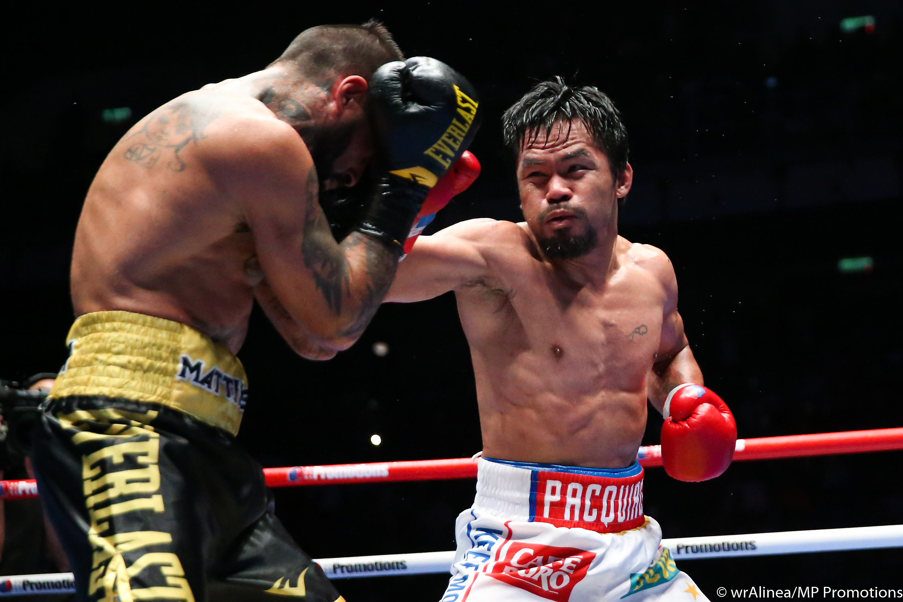 AK3P0379 - The Travelin' Man goes to Manny Pacquiao vs. Adrien Broner: Part One