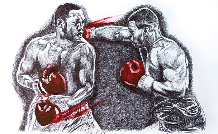 By the Numbers: Tyson vs. Frazier The explosive combination of Iron and Smoke By Lee Groves