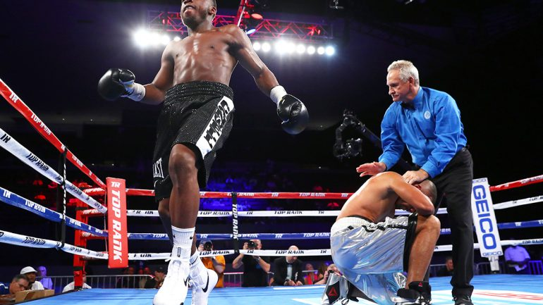 Charles Conwell frustrated by fight cancellation, but optimistic boxing will return soon