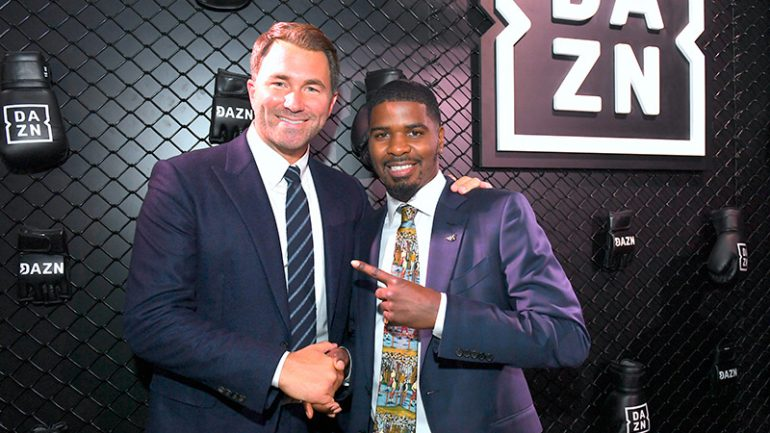 Eddie Hearn's first boxer signings for DAZN are solid but unspectacular