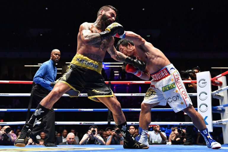 and now the question of the day who s next for manny pacquiao