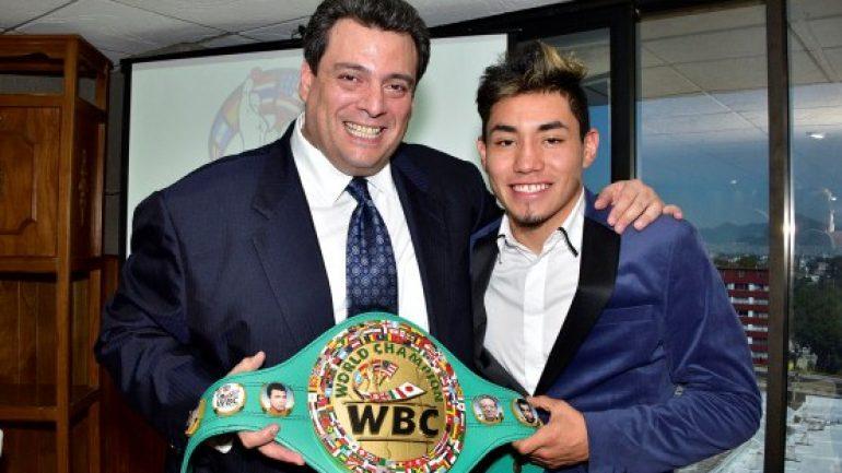 Eduardo Hernandez to face Luis Diaz Pestana on Saturday night