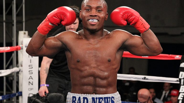 Charles Conwell hopes to steal the show on Prograis-Velasco card