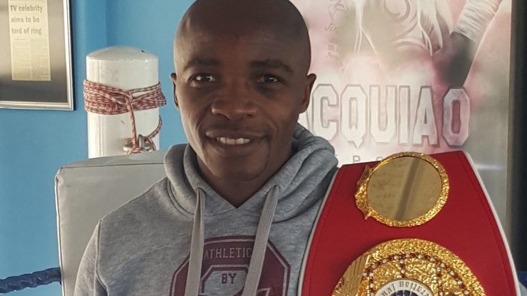 Moruti Mthalane – Always the patient warrior and once again a champion