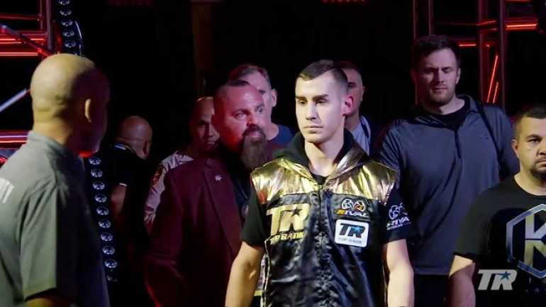 Maxim Dadashev: 'I am ready to fight for a world title soon and Antonio DeMarco is in my way'