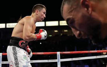 Golovkin wants more than victory; he wants punishment