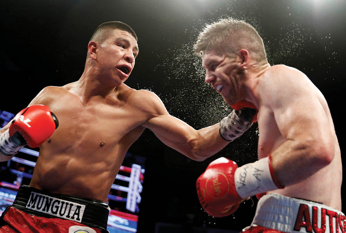 AP 18203156176863 - Jaime Munguia: 'Dennis Hogan is not a better fighter than me'