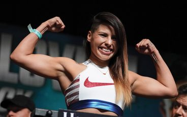 Marlen Esparza embraces the pain of a different sport before putting her sights on a world title
