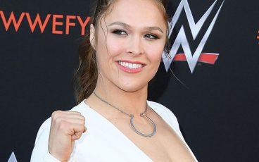 Ronda Rousey rewrites the script