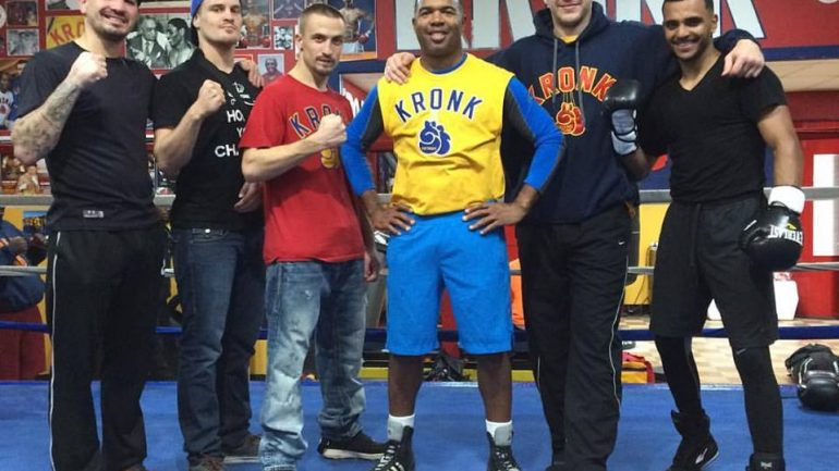 Detroit boxing is on the comeback trail
