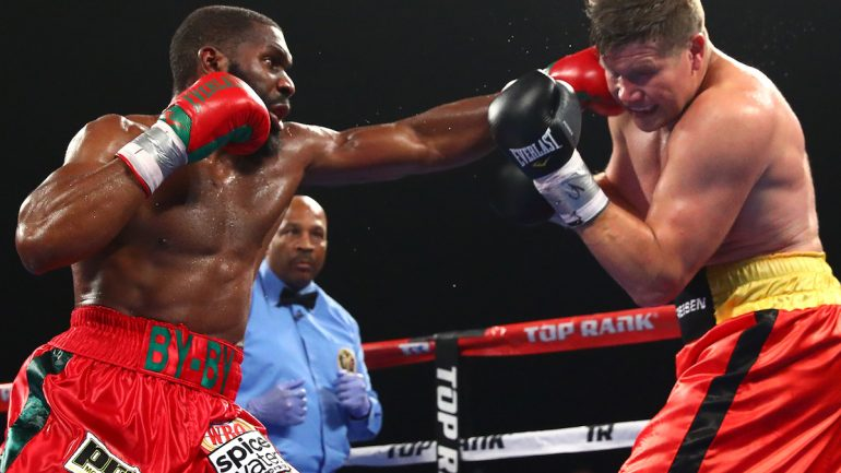 Philly's Bryant Jennings and Jesse Hart score stoppages in Atlantic City