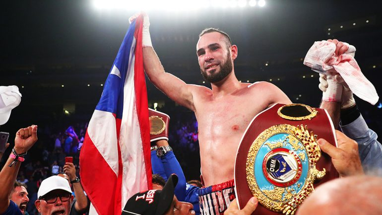 Jose Pedraza ahead of Lomachenko unification: 'I see myself with both titles'