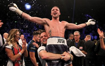 Could Josh Taylor become Scotland's best ever?