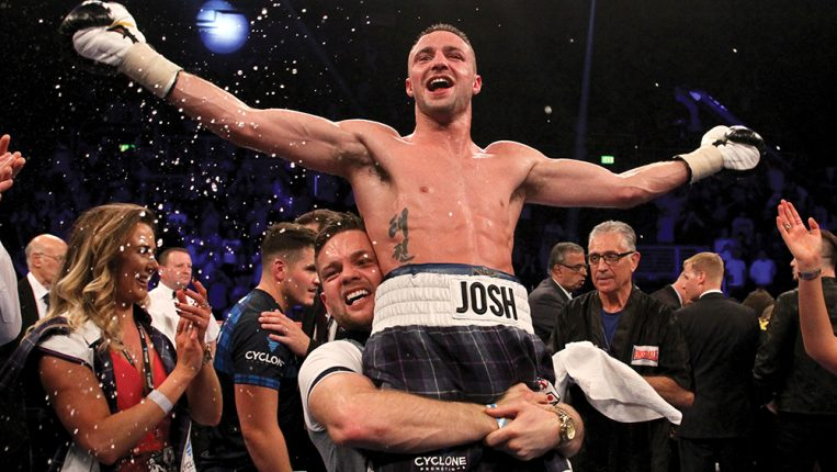 Taylor Made Could Josh Taylor become Scotland's best ever? By Tom Gray