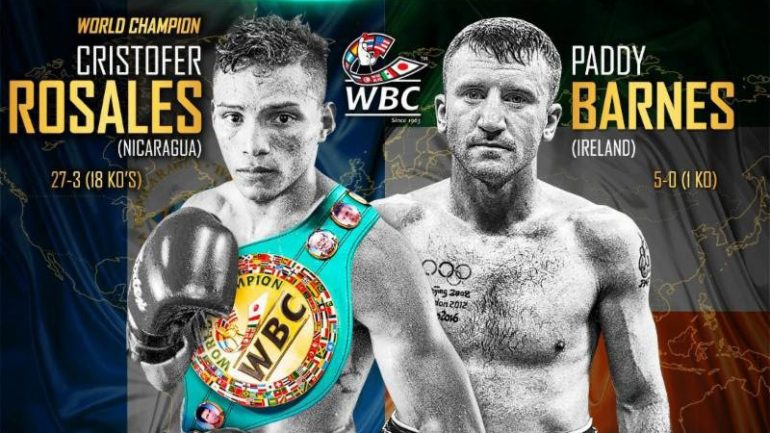 Dougie's Friday mailbag (Rosales vs. Barnes, Frampton and Fury, Lomachenko)
