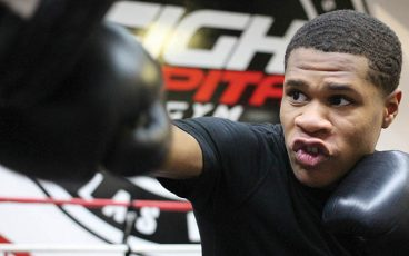 Devin Haney is making a name for himself on ShoBox