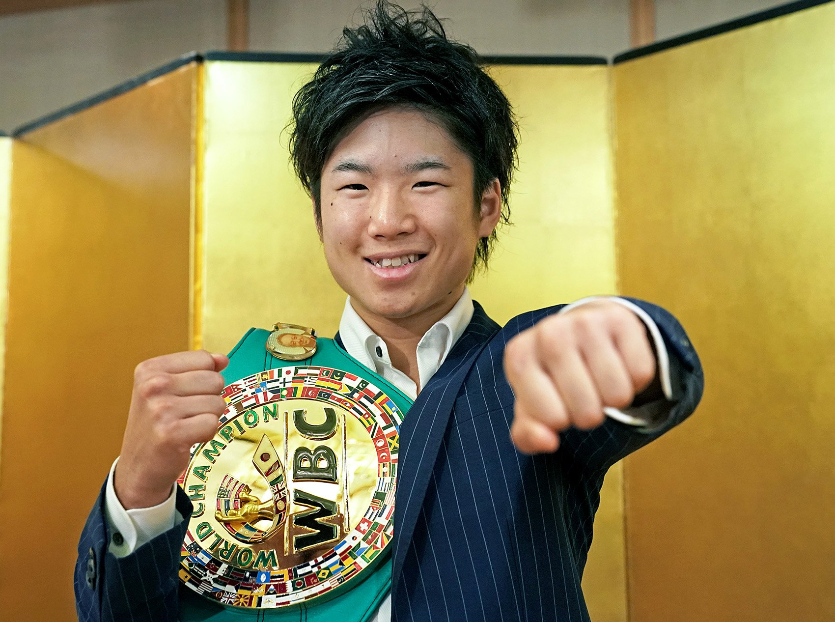 Kenshiro Teraji: You will see me overwhelm Masamichi Yabuki without taking even a single punch