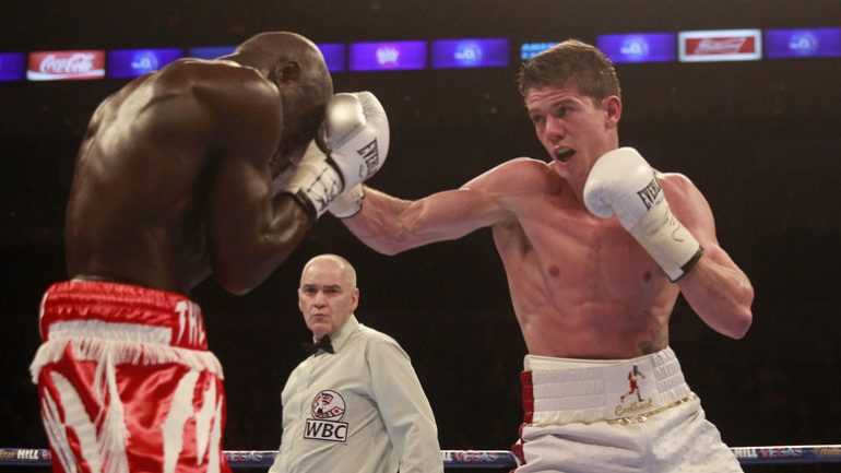 Luke Campbell cruises to points victory over Yvan Mendy in rematch to earn title shot