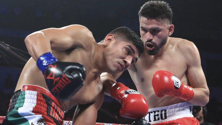 Jose Ramirez outpoints game Antonio Orozco, scores two knockdowns