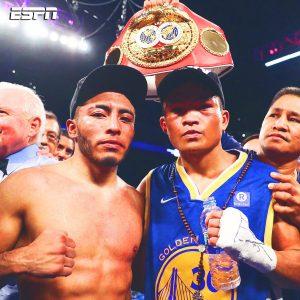 Ancajas Santiago post fight 300x300 - Dougie's Monday mailbag (Erislandy Lara, Spence-Garcia, heavyweight prospects)