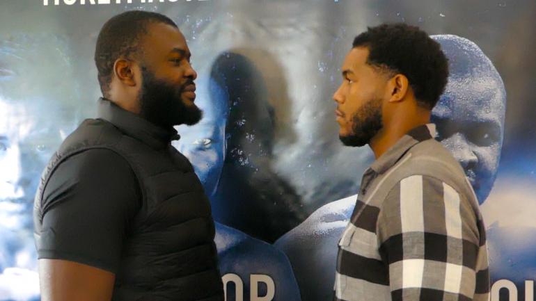Martin Bakole-Michael Hunter heavyweight clash set for October 13 in London