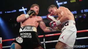 CaneloGGG2HBOc 300x169 - Canelo Alvarez reaches agreement to part ways with Golden Boy Promotions, DAZN