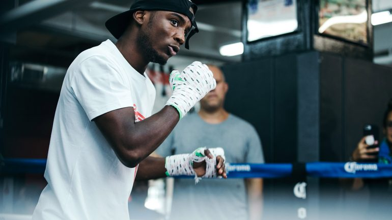 Prospects Chris Colbert and Richardson Hitchins shine on Garcia-Porter undercard