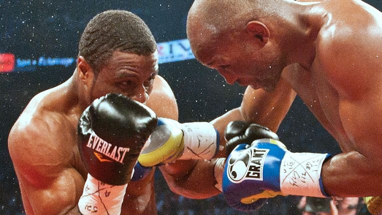 Bernard Hopkins: The Executions The fights that built a middleweight champion By Tom Gray
