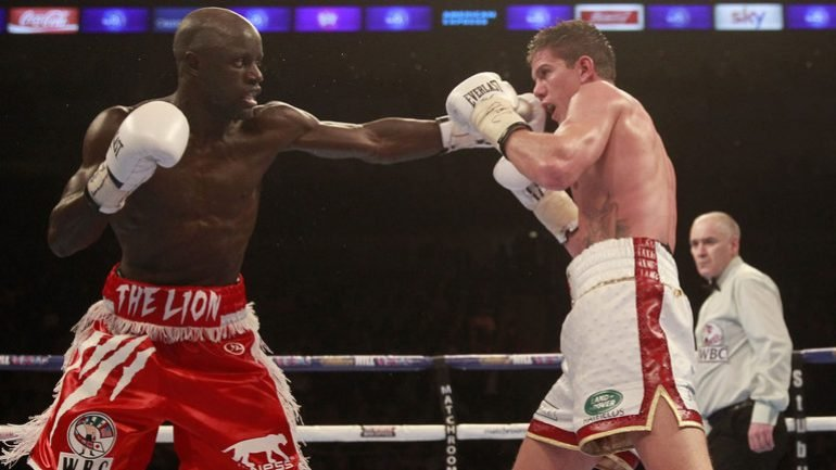 Yvan Mendy ready for Luke Campbell rematch, fears hometown decision