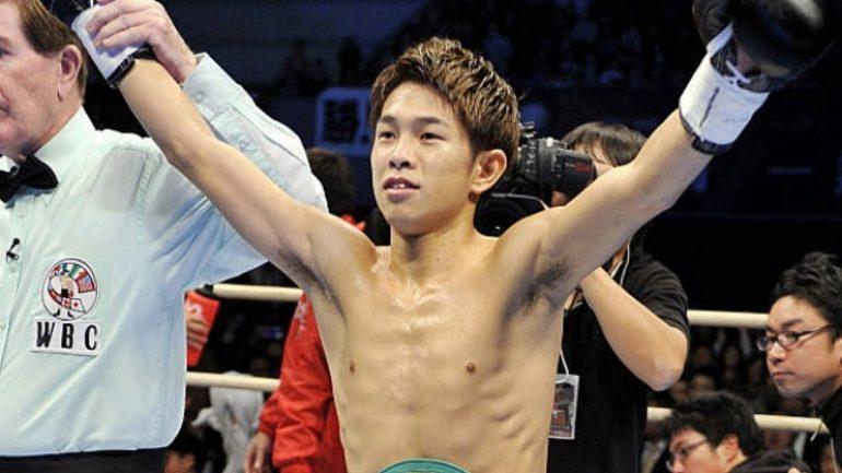 Kazuto Ioka: 'For myself, history is on the line'