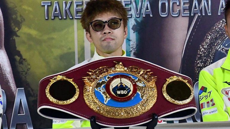Q&A: Kosei Tanaka, now a three-division titleholder after just 12 fights
