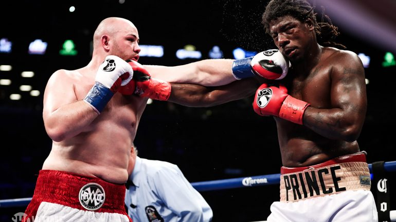 Adam Kownacki says 'dad bod' heavyweights are now taken seriously