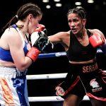 Serrano Reynoso WESTCOTT 0026 150x150 - Women's Ring Ratings Update: new rankings, Atomweight to Junior Lightweight