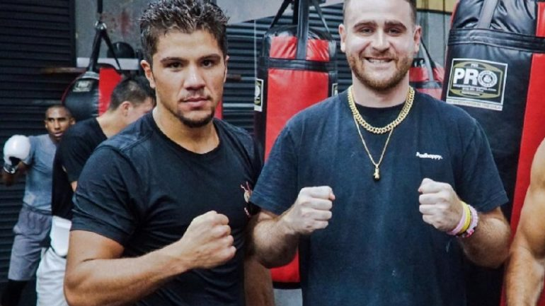 Shane Shapiro is building a name for himself in the boxing world