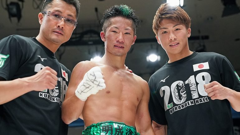 Takuma Inoue to emerge from older brother's shadow in Nordine Oubaali WBC 118-pound title challenge