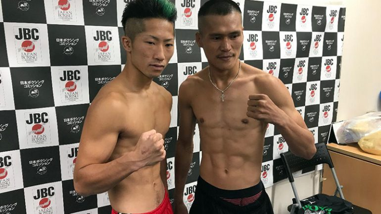 Takuma Inoue closes in on title shot with Mark John Yap showdown